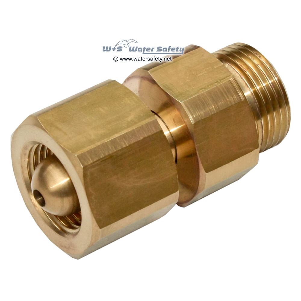 Adapter O2 G3 4 Quot A O2 Cga 540i Online Shop W S Water