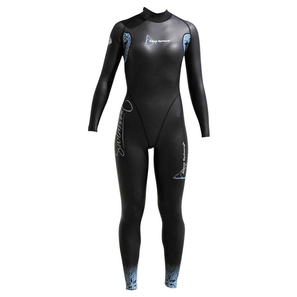 aquasphere aqua skins full swim suit women 2014  gr  m