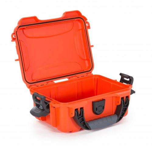 nanuk-903-orange-open-empty