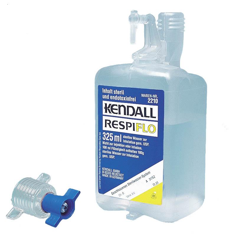 kendall respiflo steriles wasser