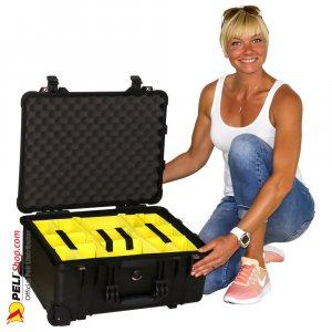Peli Koffer Bodeneinteiler Sets