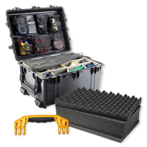 Peli Koffer Zubehör und Ersatzteile