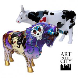 Art in the City - Tierfiguren + Kunstobjekte