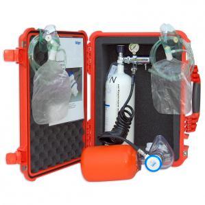 Sauerstoff-Notfalleinheiten