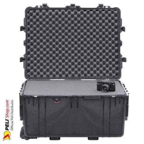 1630 Case W/Foam, Black