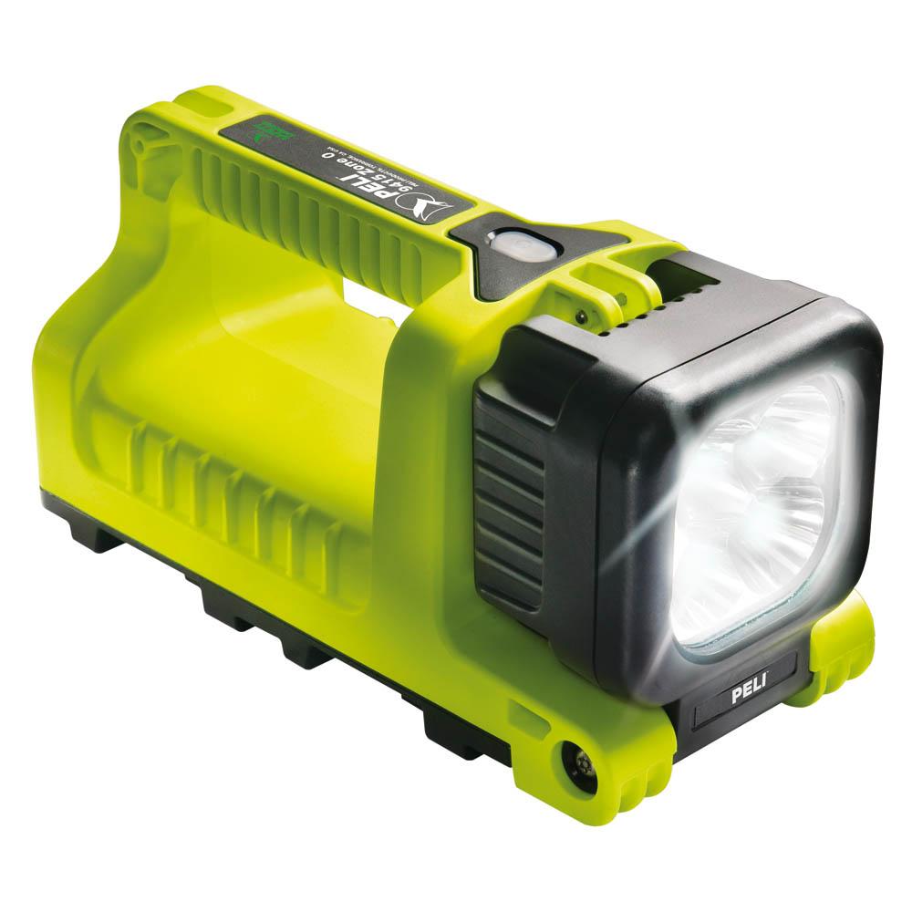 9415Z0 LED Latern ATEX 2015, Zone 0, Yellow