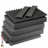 1637 AIR Case, PNP Latches, With Foam, Black 7