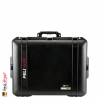 1637 AIR Case, PNP Latches, With Foam, Black 3