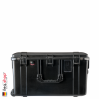 1637 AIR Case, PNP Latches, With Foam, Black 2