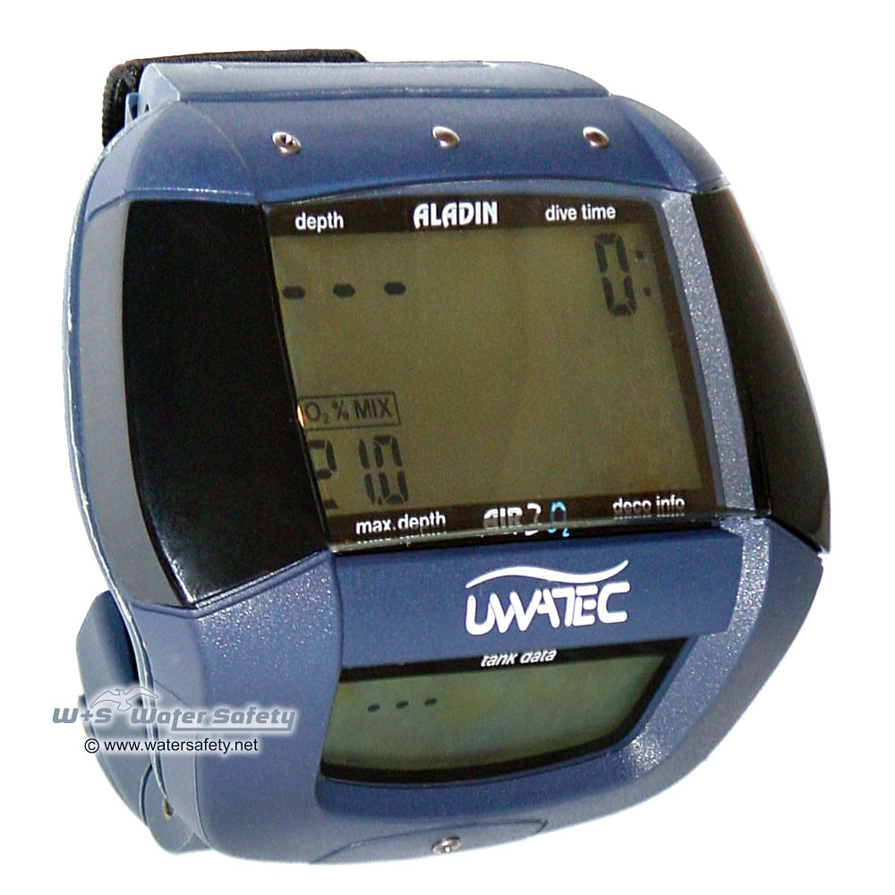 Uwatec batteriewechsel pr fung aladin air z familie - Uwatec aladin air x dive computer ...